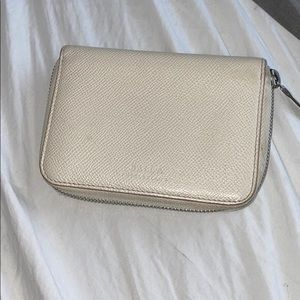 Bally Vintage Leather Wallet